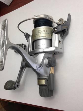 Photo Shimano SPIREX 1000 Rear Fishing Reel - $90 (College Statin)