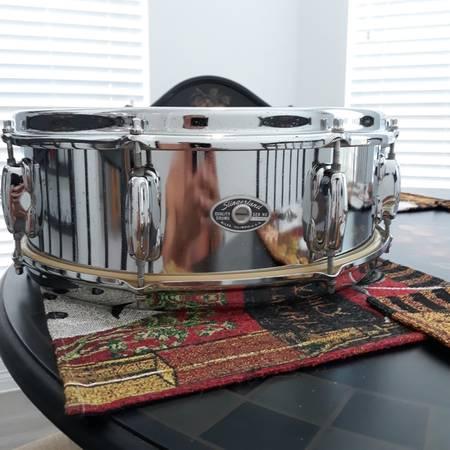 Photo Slingerland Vintage Snare Drum - $150 (SpringWoodlands)