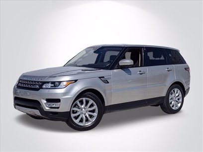 Photo Used 2016 Land Rover Range Rover Sport HSE for sale