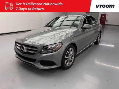 Photo Used 2016 Mercedes-Benz C 300 Sedan for sale
