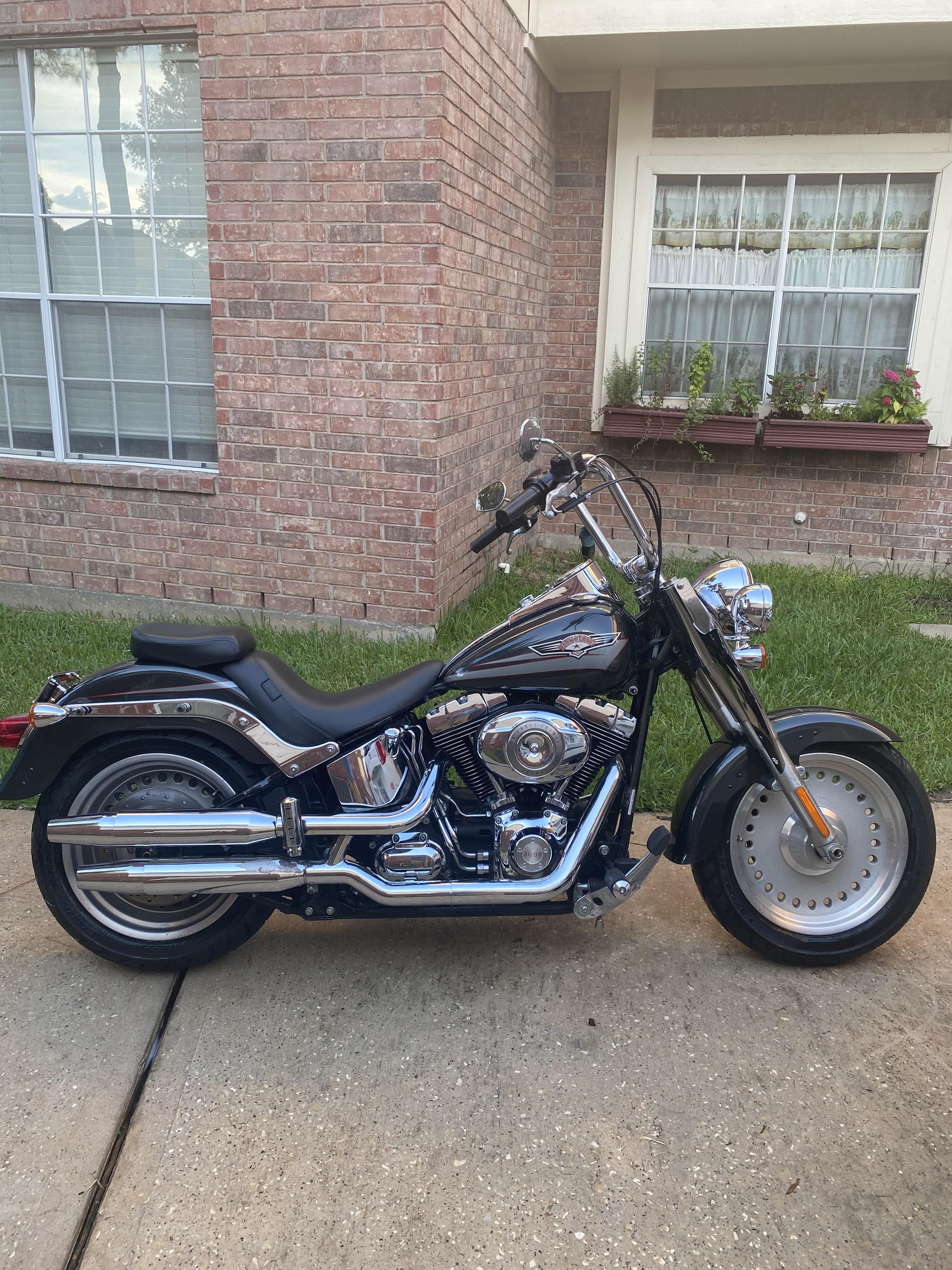 Photo 2008 Harley-Davidson FAT BOY $6999177.07177.07