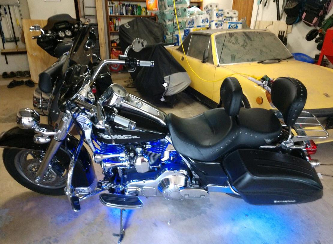 Photo 2004 Harley-Davidson ROAD KING CUSTOM $8500180.20180.20