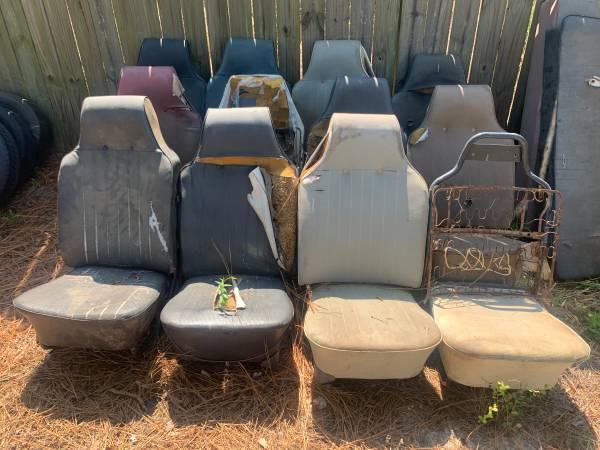 Photo 12x 197039s Volkswagen VW Beetle Bug Front Seats LOT - $350 (Aiken)