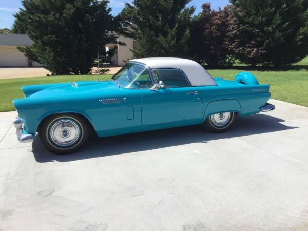 Photo 1956 Ford Thunderbird (T-bird) Driver - $38,000