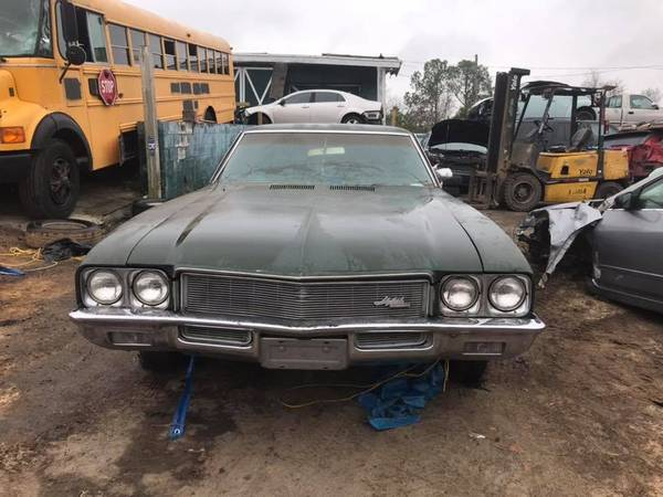 Photo 1971 BUICK SKYLARK 3369 BEST OFFER TITLE IN HAND - $1 (COLUMBIA)