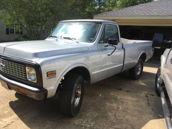 Photo 1971 Chevy K20 - $21,000 (Sumter)