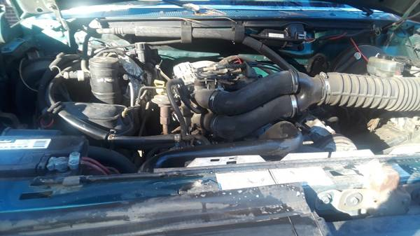Photo 1996 Ford F150 Lariat XLT for sale - $6,500 (Columbia)