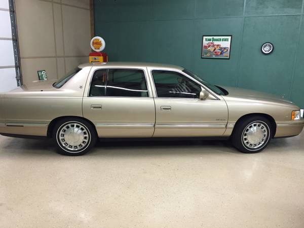 Photo 1998 Cadillac DeVille - $7200 (Irmo)