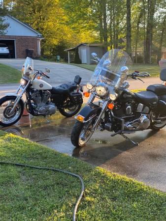 Photo 2002 Harley Davidson Heritage Softail Classic - $6,200 (Newberry)