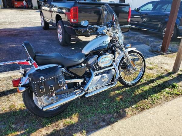 Photo 2003 Harley Davidson 883 Sportster - $3,995 (West Columbia)