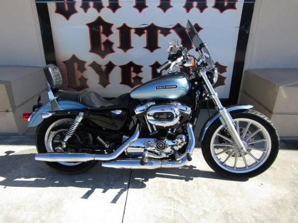 Photo 2007 HARLEY-DAVIDSON SPORTSTER XL1200L - LOW - $4,995 (COLUMBIA, SC)