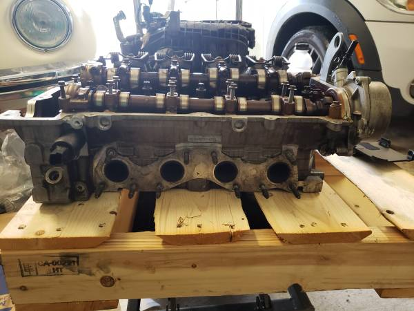 Photo 2008 Mini Cooper Engine Head - $300 (West Columbia)
