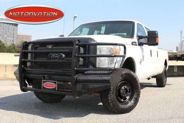 Photo 2012 Ford F250 Super Duty  CC LWB 4x4  - $17995 (Ford F250 4x4)