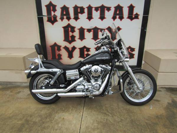 Photo 2012 HARLEY-DAVIDSON DYNA SUPER GLIDE CUSTOM - $9,995 (COLUMBIA, SC)