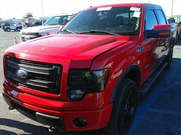 Photo 2013 Ford F-150 - Call 910-292-4093 - $31995 (2013 Ford F-150 Adams Auto Group)