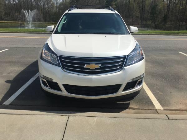 Photo 2014 Chevrolet Traverse 53 mi, Like new Make an offer - $12999 (Charlotte)