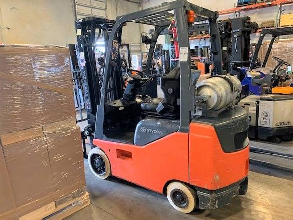 Photo 2014 Toyota Forklift 3500lbs - $13,850 (Central Florida)