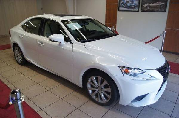 Photo 2015 Lexus IS 250 - Call 910-292-4093 - $24995 (2015 Lexus IS 250 Adams Auto Group)