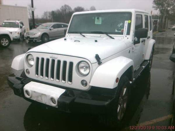 Photo 2016 Jeep Wrangler Unlimited - Call 704-763-1051 - $33995 (2016 Jeep Wrangler Unlimited Adams Auto Group)