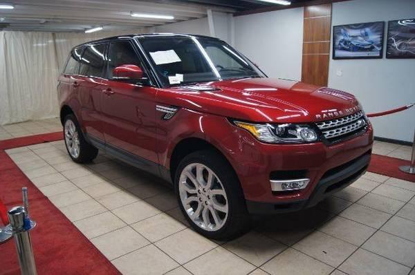 Photo 2016 Land Rover Range Rover Sport - Call 704-763-1051 - $52000 (2016 Land Rover Range Rover Sport Adams Auto Group)