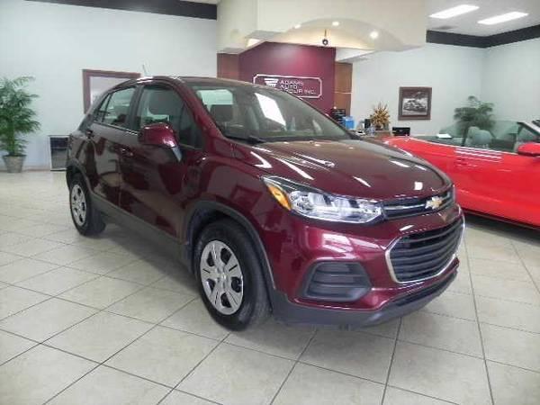 Photo 2017 Chevrolet TRAX - Call 910-292-4093 - $14800 (2017 Chevrolet TRAX Adams Auto Group)
