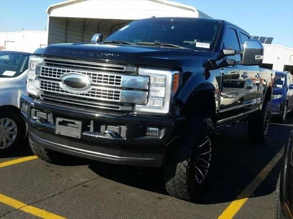 Photo 2017 Ford F-250 LIFTED LOTS OF EXTRA LARIAT LOADED - Call 910-292-4093 - $57995 (2017 Ford Super Duty F-250 SRW Adams Auto Group)