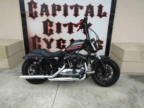 Photo 2019 HARLEY-DAVIDSON SPORTSTER XL1200XS - FORTY-EIGHT SPECIAL - $10,995 (COLUMBIA, SC)