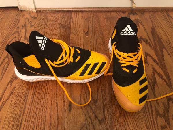 Photo Adidas Baseball Cleats - $50