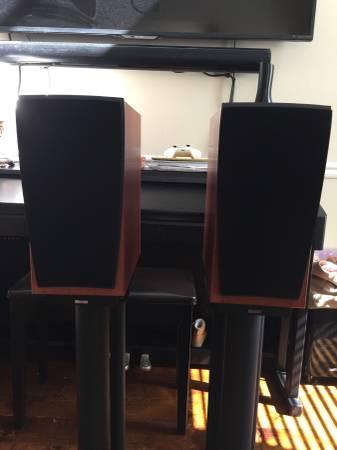 Photo Audiophile Dynaudio speakers - $1400 (Columbia)
