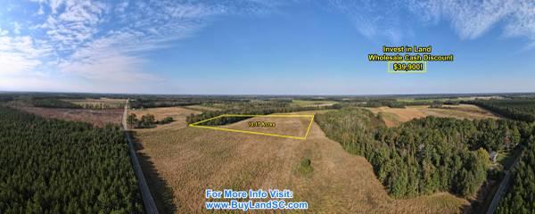 Photo BREATHTAKING Farm Hunting LAND 10.17 acres 87 min. to Columbia