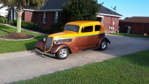 Photo Beautiful 1933 Ford Vicky - $36500 (Columbia)