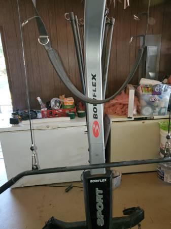Photo Bowflex Sport - $150 (Irmo)