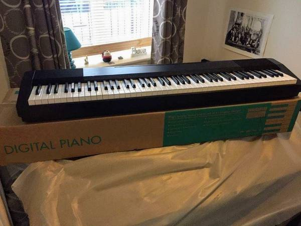 Photo Digital Piano with 88 Weighted Keys $200 off to a good home - $650
