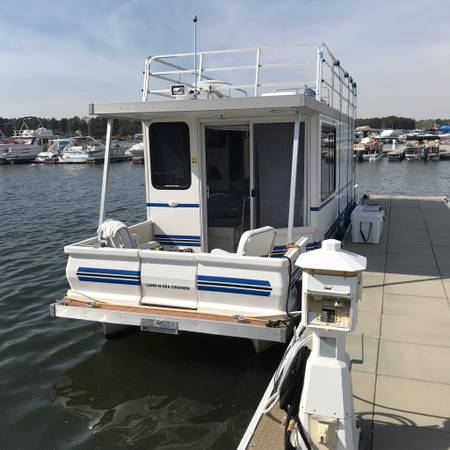 Photo HOUSEBOAT FOR SALE - $59,900 (IRMO)