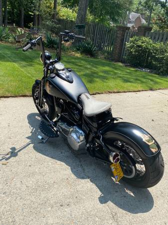 Photo Harley-Davidson crossbones - $13,500 (Columbia)