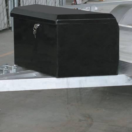 Photo Haul master 2.31 steel tongue trailer box new - $75 (Lexington)