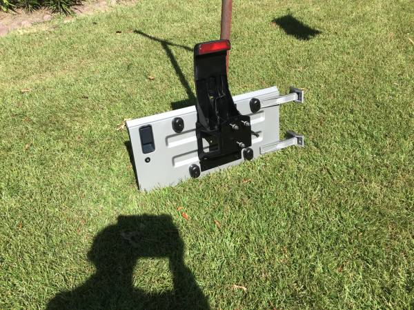 Photo Jeep Wrangler TJ LJ Factory Rear Tailgate - $180 (Cheraw SC)