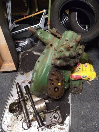 Photo John Deere G power trol - $55 (Prosperity, SC)