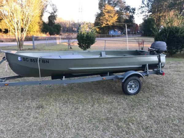 Photo Jon Boat - $3,900 (Cayce)