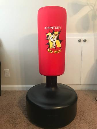 Photo Kid39s Kick BagPunching Bag - $40 (Chapin)