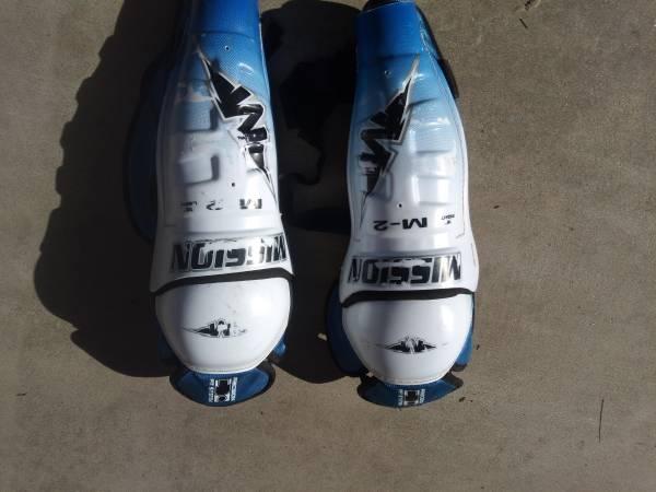 Photo Kids Baseball Catchers Leg Pads - $20 (Columbia)