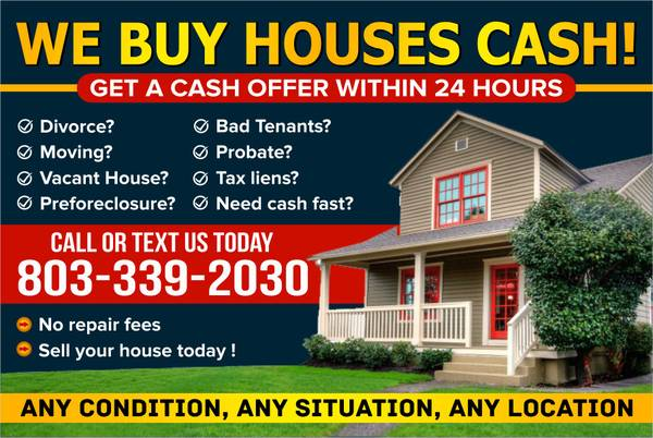 Photo Let me Help You save your Home (Columbia)