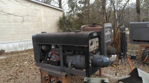 Photo Lincoln welder chopped (Leesville sc)