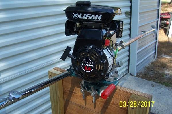 Photo NEW 2020 3 HP LONGTAIL OUTBOARD MOTOR - $720 (Gilbert SC)