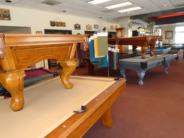 Photo New and Used Pool Table Sale (Columbia SC)