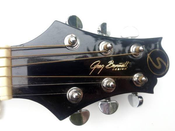Photo Samich - Greg Bennett Acoustic Guitar ST9-1 - $175 (Columbia)