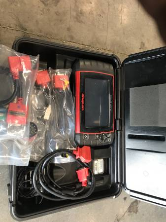 Photo Snap on tools and box - $100 (Lexington)