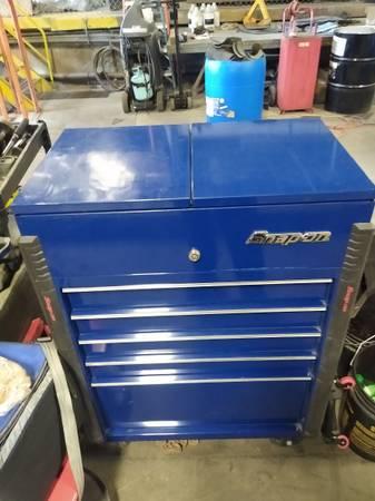 Photo Snap-on tool box - $1,500 (Orangeburg)