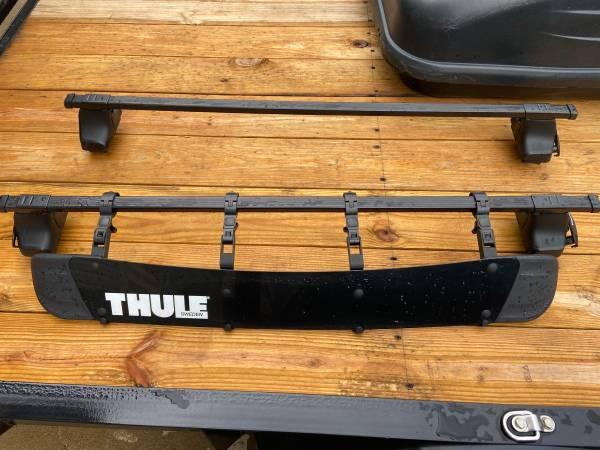 Photo Thule Roof Rack - $150 (Chapin)
