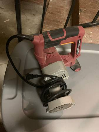 Photo Toe kick saw Chicago electric - $40 (Blythewood)